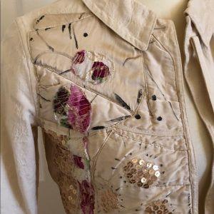 Antonio Marras jacket.